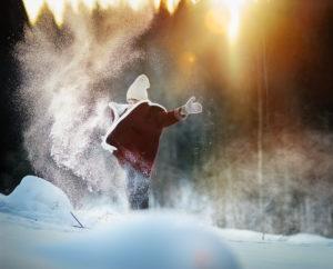 Зимняя фотосессия Семейный фотограф