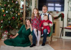 Большая семья, Семейная фотосессия