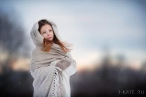 Зимняя фотосессия, фотограф Шипилова Екатерина