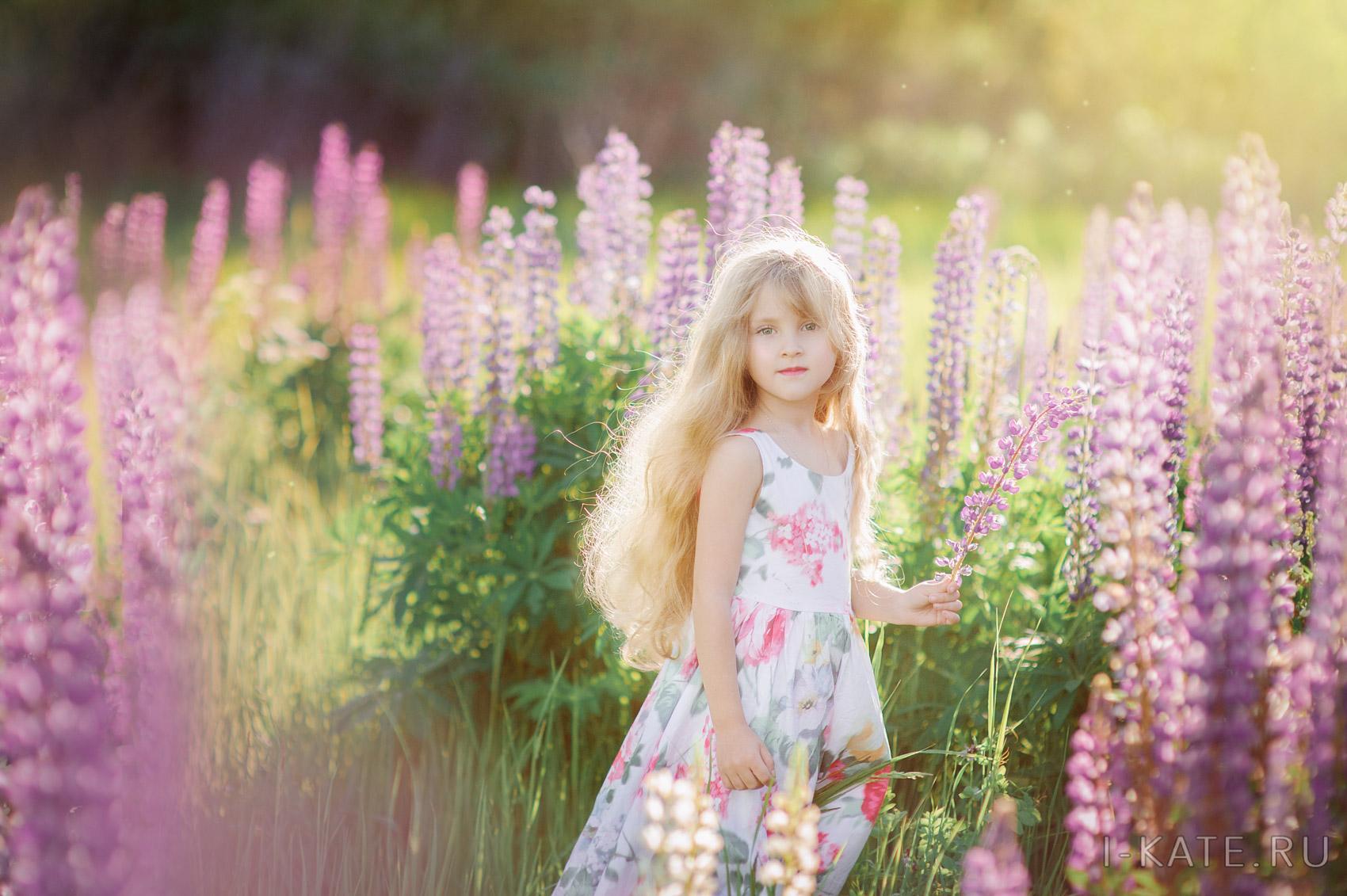 Детская фотосессия на природе фотограф Шипилова Екатерина